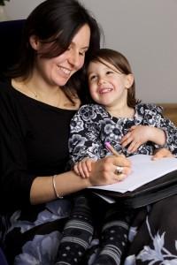 baby & kinderfluisteraar Maria Sauter
