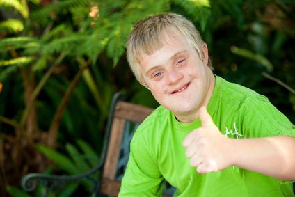 fluisteren bij handicap